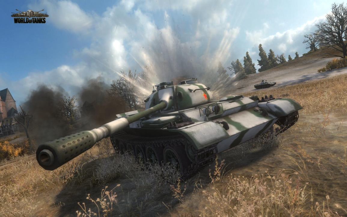 jeu gratuit: World of tanks