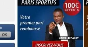 3. BETCLIC: paris sportifs