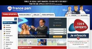 les paris sportifs avec France-Pari