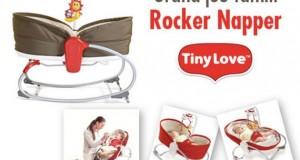 jeu concours à gagner un transat Tiny Love pour bébé